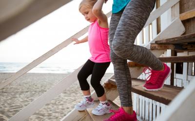 How to Workout Like a Mom